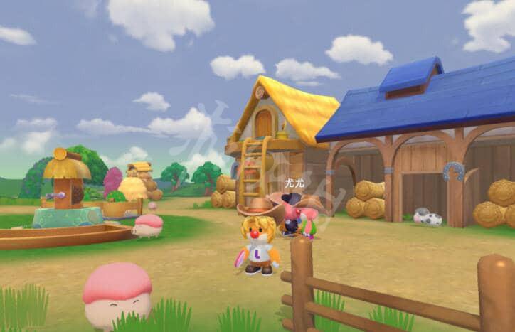 摩尔庄园向导蘑菇传送怎么用