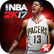 NBA2k17手机中文版下载游戏图标