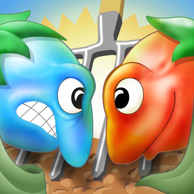 花园战争游戏下载游戏图标